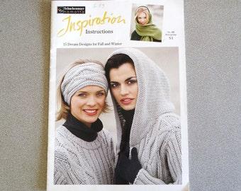 Vintage SCHACHENMAYR Nomotta Inspiration Knitting Booklet  Issue 42.