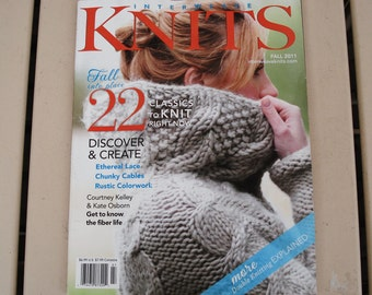 INTER WEAVE KNITS Magazine Fall 2011.