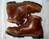 REI Leather Hiking Mountaineering Boots