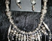 Silver Spoons Necklace