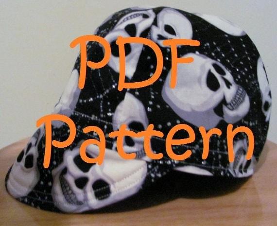 Free Welding Cap Pattern