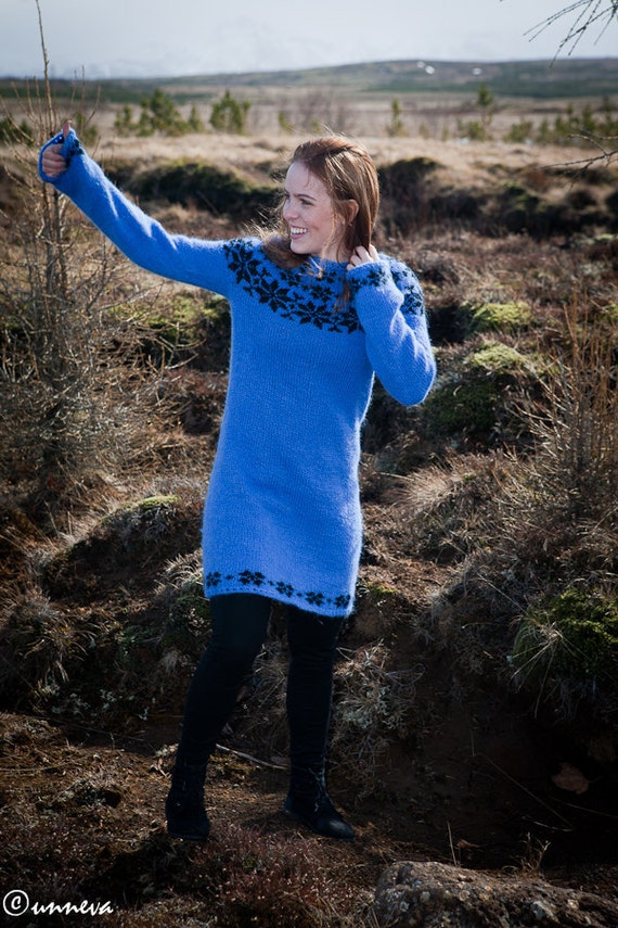 Custom item - Icelandic Lopi Tunic