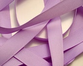 "5/8"" Grosgrain Ribbon - Lavender"