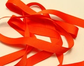 "5/8"" Grosgrain Ribbon - Orange"