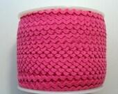 "7/32"" Rick Rack - Polyester - Bright Pink"