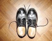 Doc Marten Platform Shoes
