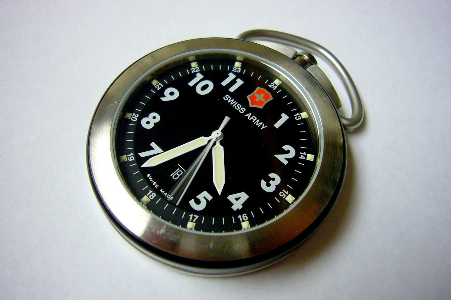 Swiss Army Pocket Watch