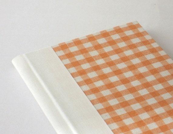 Small Handmade Notebook - Picnic Day