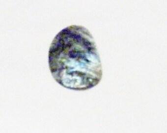 Detash Large Blue Shell Pendant, Jewelry Making Supplies, Jewelry Supplie, Beach Supplies, Jewelry Detash, Beach Pendant