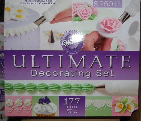 Cake Decorating Kit Bed Bath Beyond : Wilton Ultimate Cake Decorating Set Images FemaleCelebrity