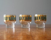 Vintage Eva Zeisel Federal Stockholm Glasses