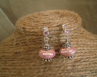 A MOTHER OF PEARL Earrings