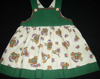 Cute Toddler Dress  Size 2T
