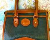 Thrifted Faux Dooney & Bourke Handbag