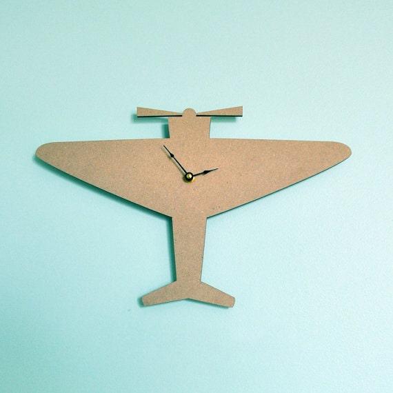 Little Airplane Clock