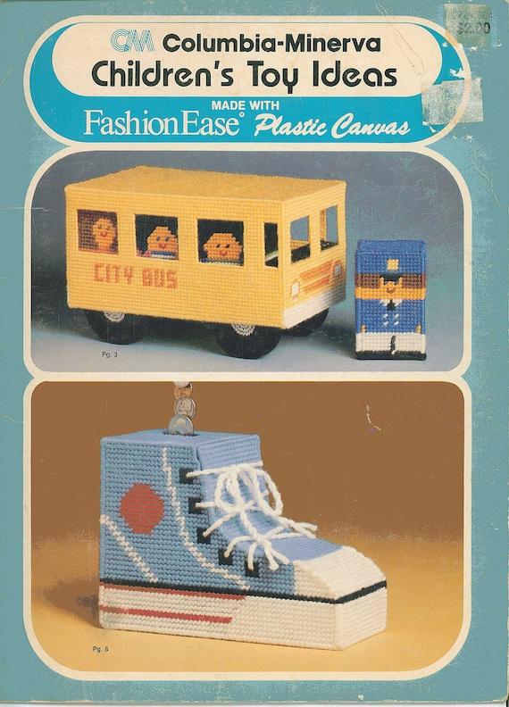 Children's Toy Ideas, book 664, from Columbia-Minerva