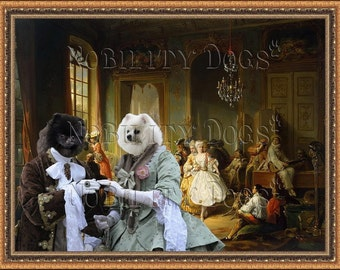 """Shop """"pomeranian"""" in Painting"""