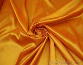50 yards Saffron Dress Drapery Taffeta fabric