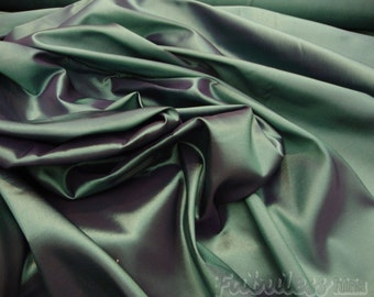 50 yards Pine Dress Drapery Taffeta fabric