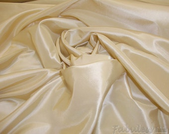 50 yards Parchment Dress Drapery Taffeta fabric