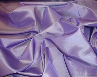 50 yards Light Passion Flower Dress Drapery Taffeta fabric per yard