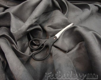 10 yards Charcoal Micro Suede Upholstery Fabric per yard