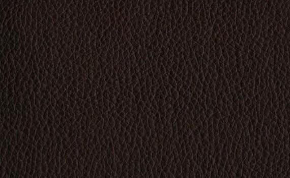 Champion Vinyl Chocolate upholstery Leather fabric per yard