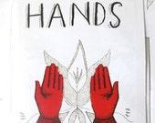 Those Hands zine