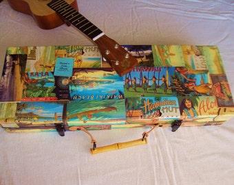 Handmade Custom Ukulele Case