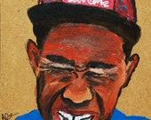 Tyler The Creator Original Painting