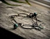 Antique Bronze Bracelet ...BADI'A ...