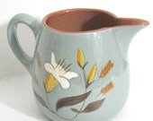 Water Pitcher - Stangl Pottery - Golden Harvest 1953- 1954