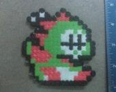 """Zapped Bubble Bobble Bub """"Dragon"""" Fridge Magnet Nintendo NES 8-Bit Art"""