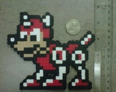 Rush, MegaMan's robotic dog Fridge Magnet Nintendo NES 8-Bit Art mega man