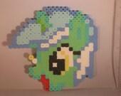 Heartstrings aka Lyra My Little Pony Brony Magnet 8-Bit Art Bon Bon