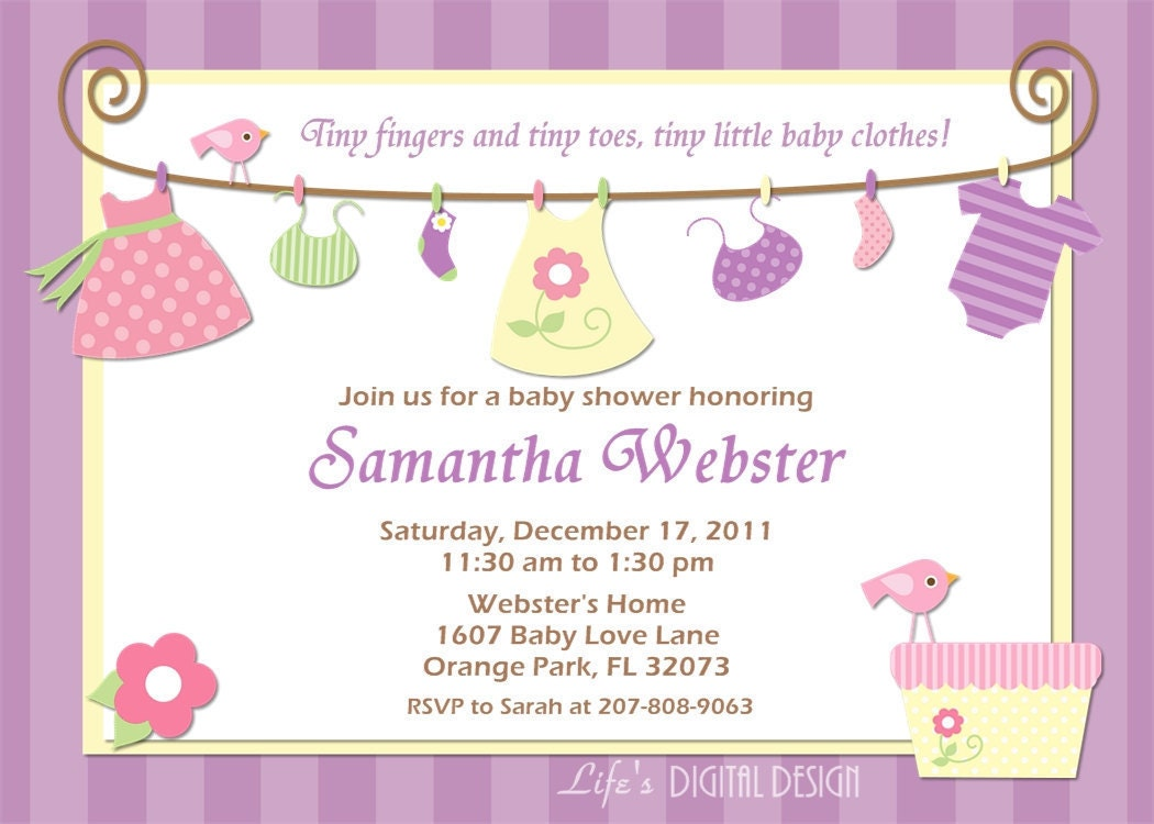 Costco Invitations Baby Shower is best invitations example