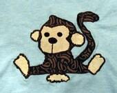 Boy's Monkey T-Shirt