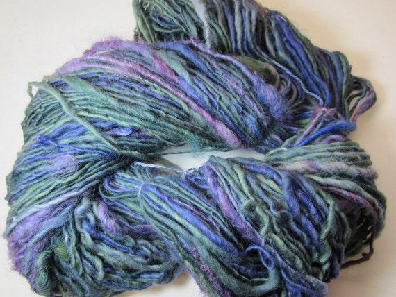 Iris Garden Art Yarn