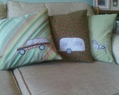 Reserved for Michael - Custom Caravan Cushions