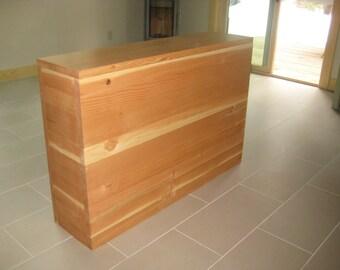 Television Coffin