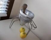 Vintage Ever-Wear Canning Fruit Strainer