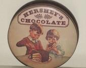 SALE - Vintage Hershey's Chocolate Tin