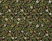 Japanese Yuzen Chiyogami Washi Paper (Floral Design 48) - A4 Sheet