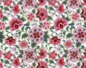 Japanese Yuzen Chiyogami Washi Paper (Floral Design 49) - A4 Sheet