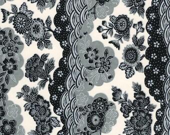 Japanese Yuzen Chiyogami Washi Paper (Panorama Design 22) - A4 Sheet