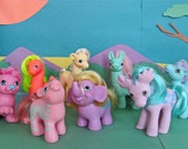 RARE My Little Pony Friends complete collection THAT'S RIGHT