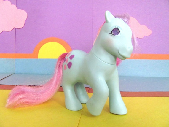 Sweet Stuff Twinkle Eye vintage My Little Pony