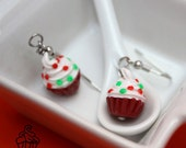 Festive Cupcake Earrings