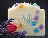 Artisan Soap– Garden Party Handmade Luxury Cold Process Soap
