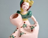 "SALE 20% OFF Large ""Kaye of Hollywood"" - California Pottery"